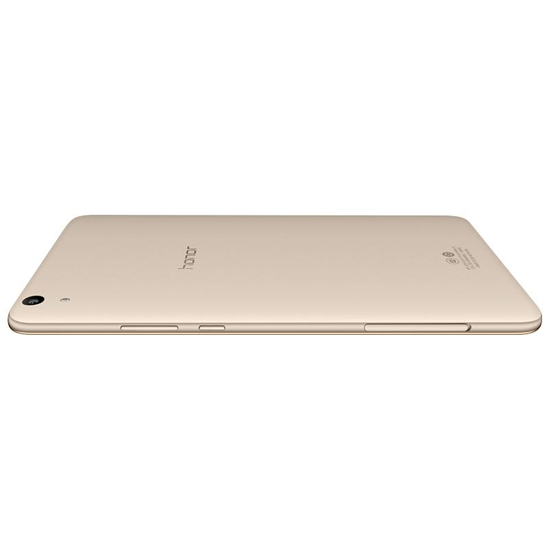 华为荣耀平板2 通话平板 8英寸 (八核 3G/32G 1920x1200 4800mAh LTE) 香槟金