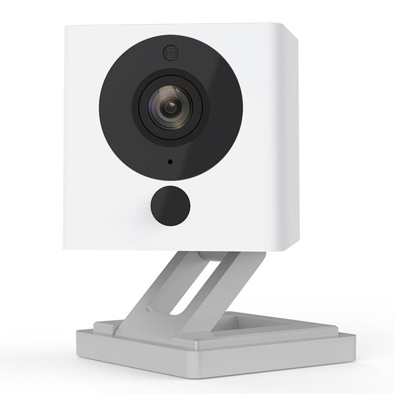 小方智能摄像机 小米(MI)无线wifi摄像头网络家用监控摄像头高清 红外夜视1080P 智能家居