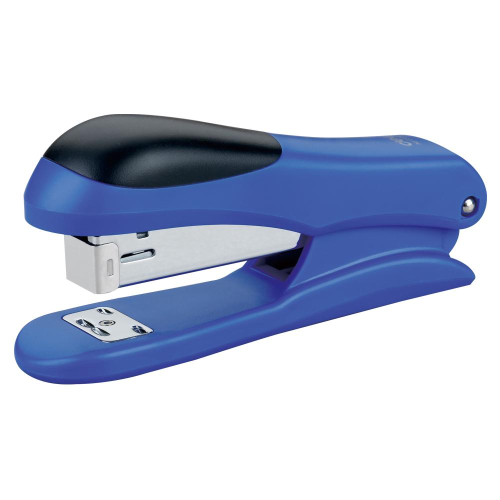 得力(deli)订书机 订书器 12#订书钉 0305订书器 颜色随机1个