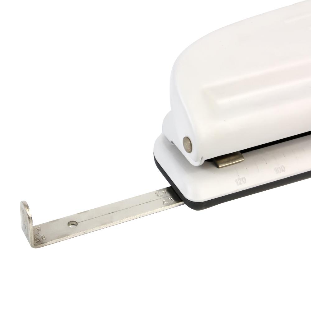 得力(deli)0121-φ6mm四孔孔距可调节打孔机 1只装