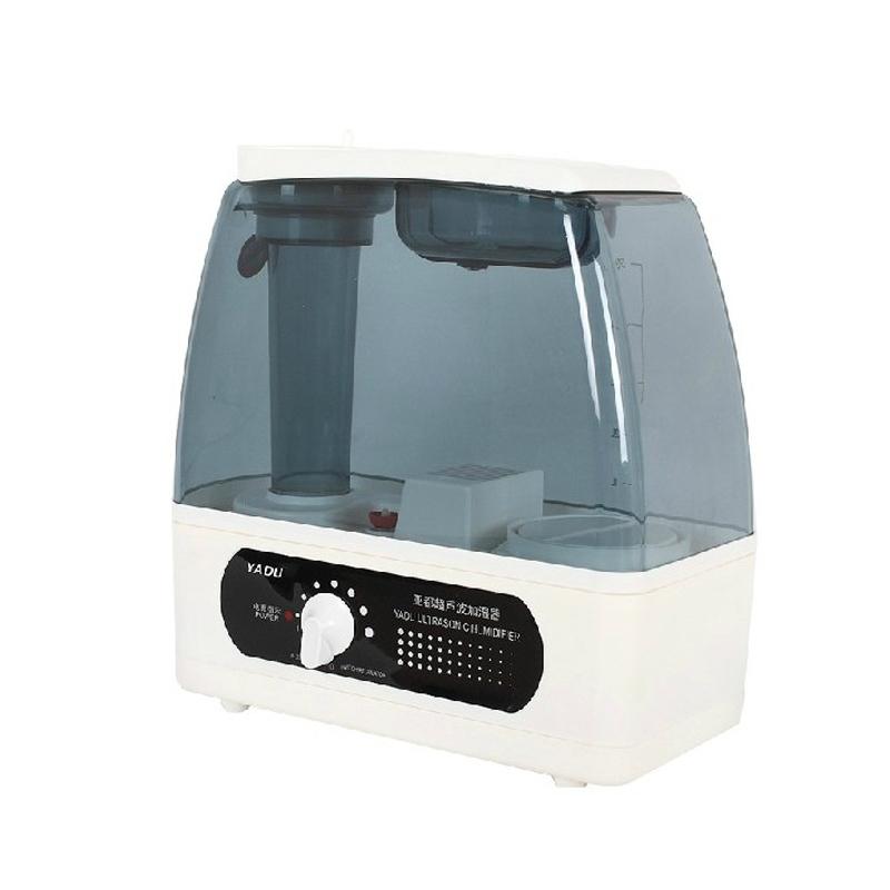 亚都加湿器/全新正品YC-D209超声波负离子 超静音大水箱 缺水保护