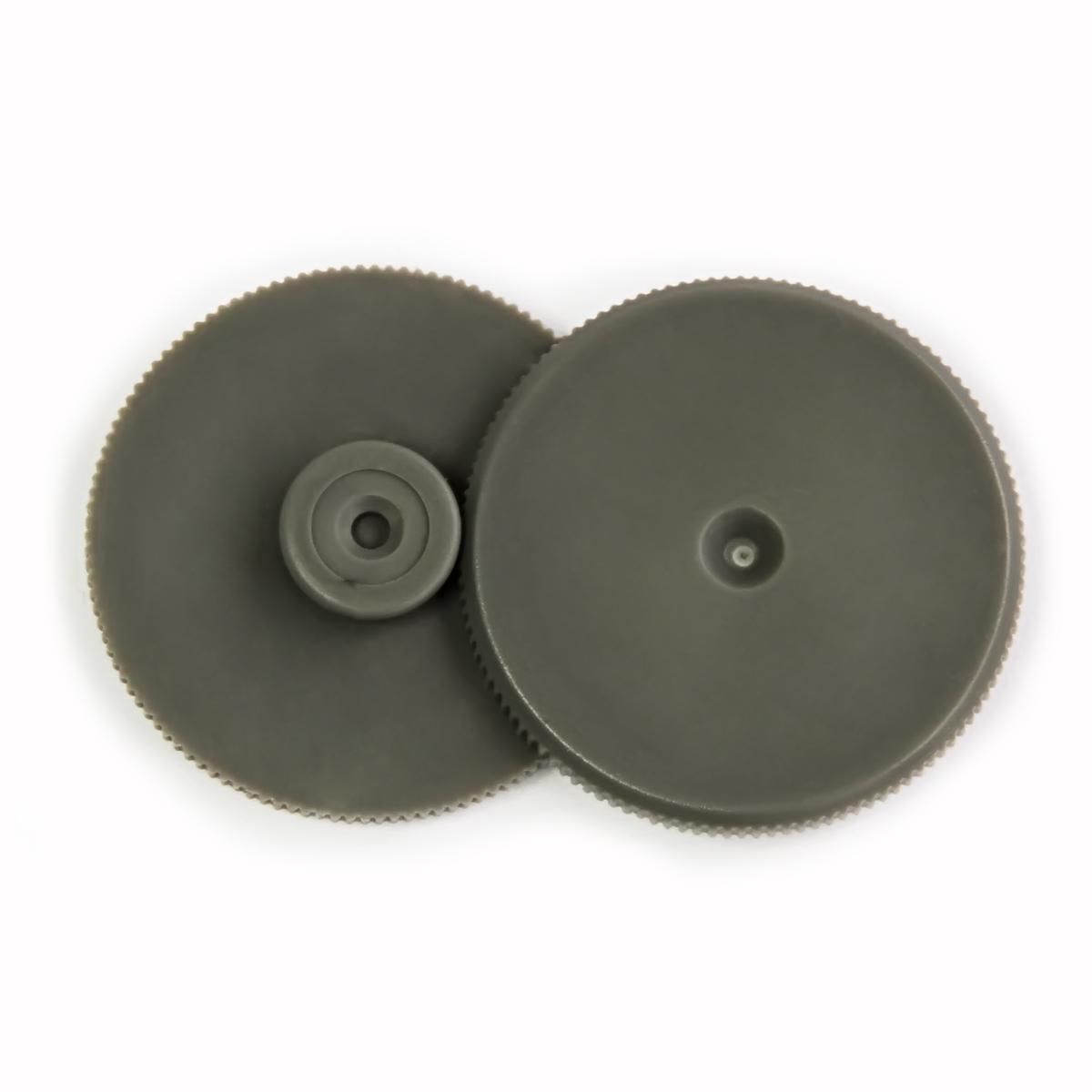 得力(deli)0152 重型打孔机垫片 打孔机配件 适用0150/0130打孔机 10个/袋