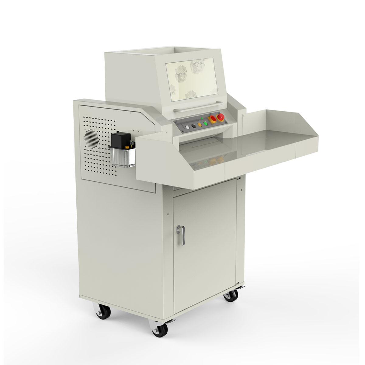 浩顺S-4670碎纸机(1PH/三相电专用)