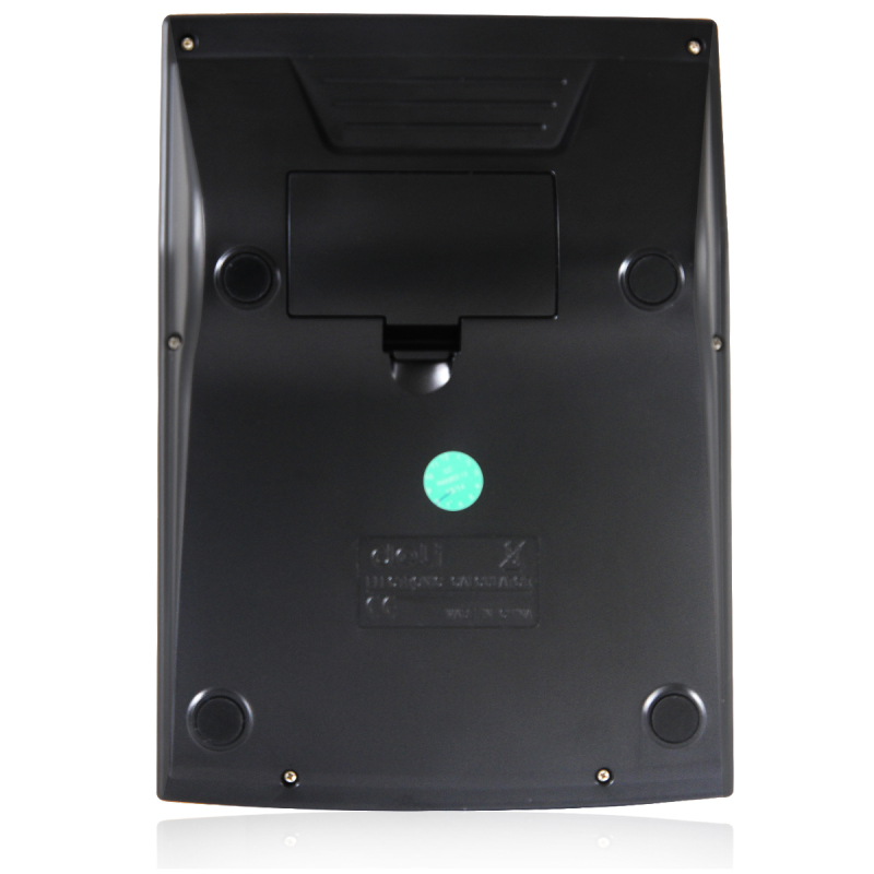 得力(deli)1526 A 财务用品 大按键语音多功能桌面计算器
