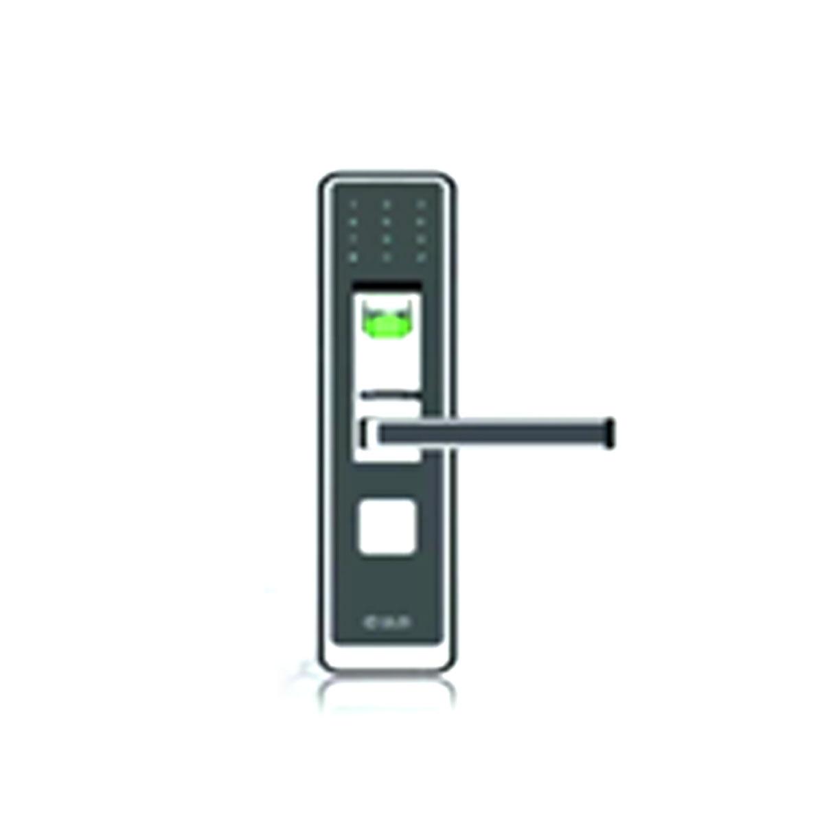 汉王GL-3021指纹锁家用防盗门智能密码门锁  青古铜