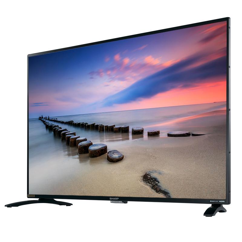 夏普 (SHARP) LCD-40SF466A-BK 40英寸全高清wifi智能网络液晶平板电视机(黑色)