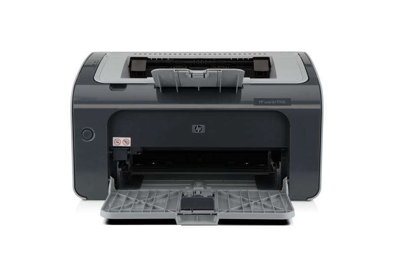 惠普HP LASERJET PRO P1106 (CE653A)黑白激光万博官网manbetxapp