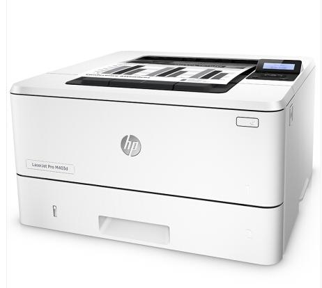 惠普HP M403d A4黑白激光单功能万博官网manbetxapp 自动双面