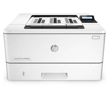 惠普HP M403DN黑白激光万博官网manbetxapp 自动双面 有线网络打印