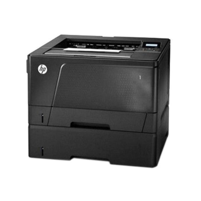 惠普HP M706dtn黑白激光万博官网manbetxapp有线网络A3幅面万博官网manbetxapp商用办公