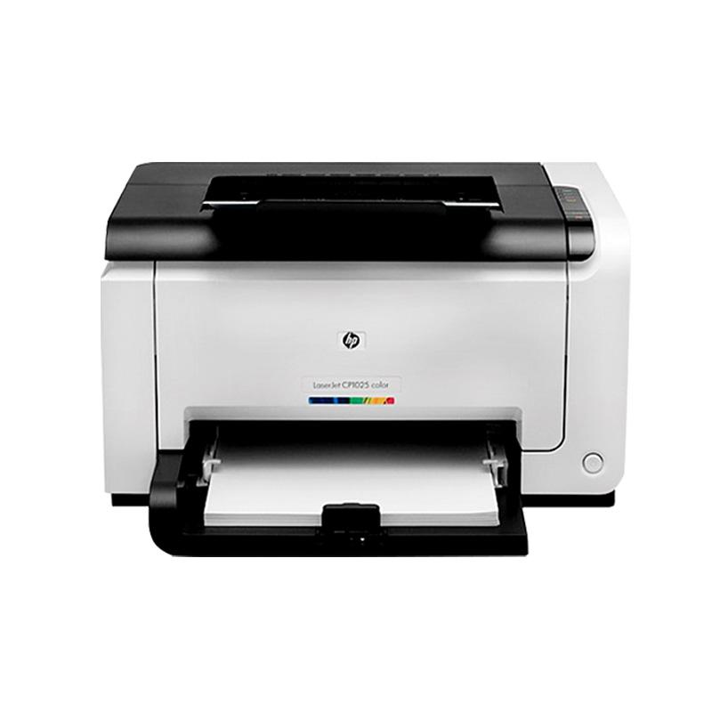 惠普HP CP1025彩色激光万博官网manbetxappA4家用办公照片万博官网manbetxapp