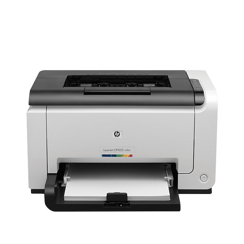 惠普HP CP1025NW A4彩色激光万博官网manbetxapp 有线无线wifi家用办公商用复合机