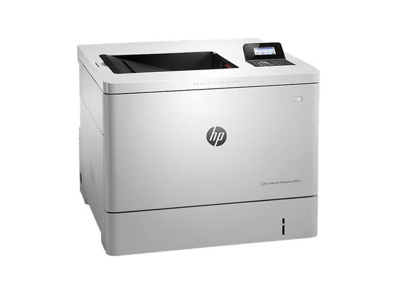 惠普HP M553DN商用办公彩色激光A4幅面自动双面万博官网manbetxapp网络万博官网manbetxapp
