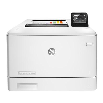 惠普HP M452dw彩色激光万博官网manbetxapp A4高速自动双面 无线WiFi网络办公