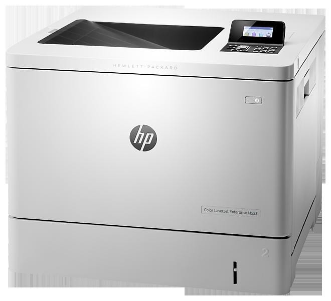 惠普HP M553n商用办公彩色激光A4网络双面万博官网manbetxapp