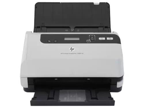 惠普HP 7000S2溃式 高速双面彩色自动进纸扫描仪