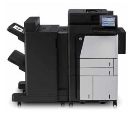 惠普HP M830Z企业高端A3黑白激光多功能一体机