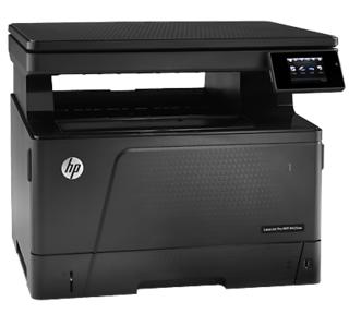 惠普HP M435nw黑白激光一体机无线wifi A4A3打印复印机扫描