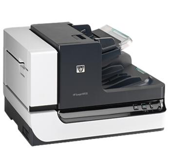 惠普N9120 A3文档平板加溃式双面彩色高速扫描仪