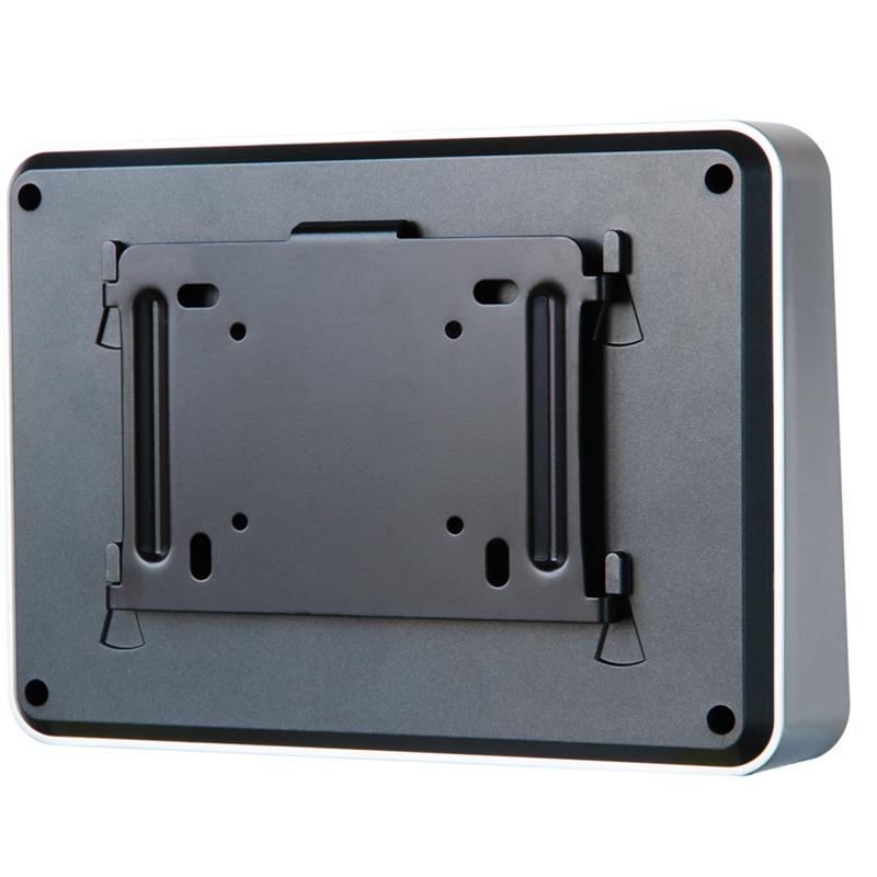 得力(deli) 3947 指纹考勤机 指纹机 考勤 打卡机 签到机 打卡器 深灰色