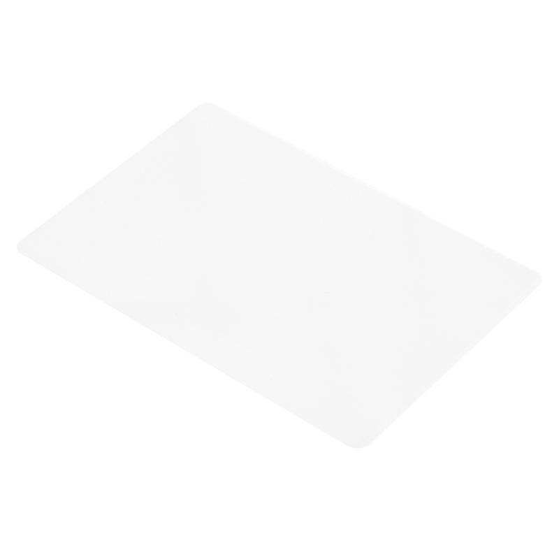 得力(deli) 3809 塑封机优质专用护卡膜/塑封膜 95*135mm 5英寸 100张/包