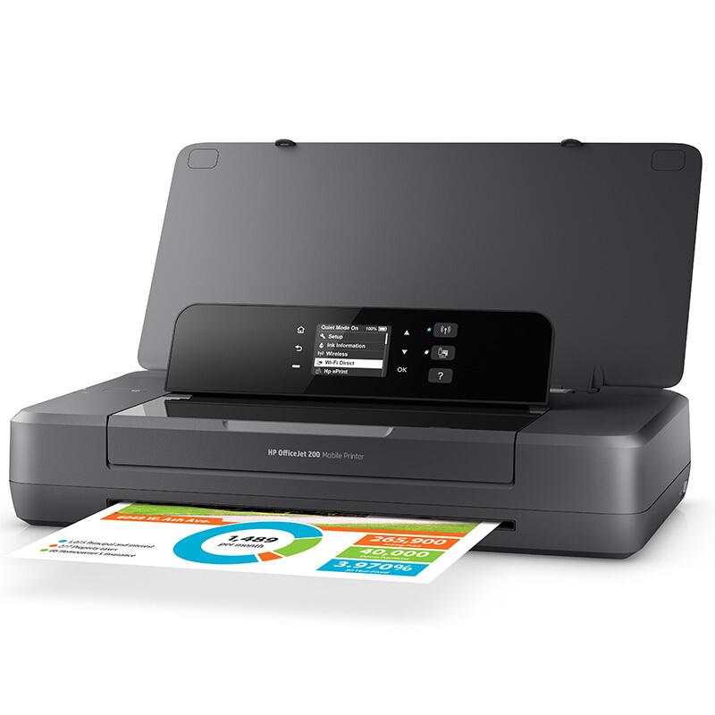惠普(HP)OfficeJet 200移动万博官网manbetxapp 无线打印喷墨万博官网manbetxapp
