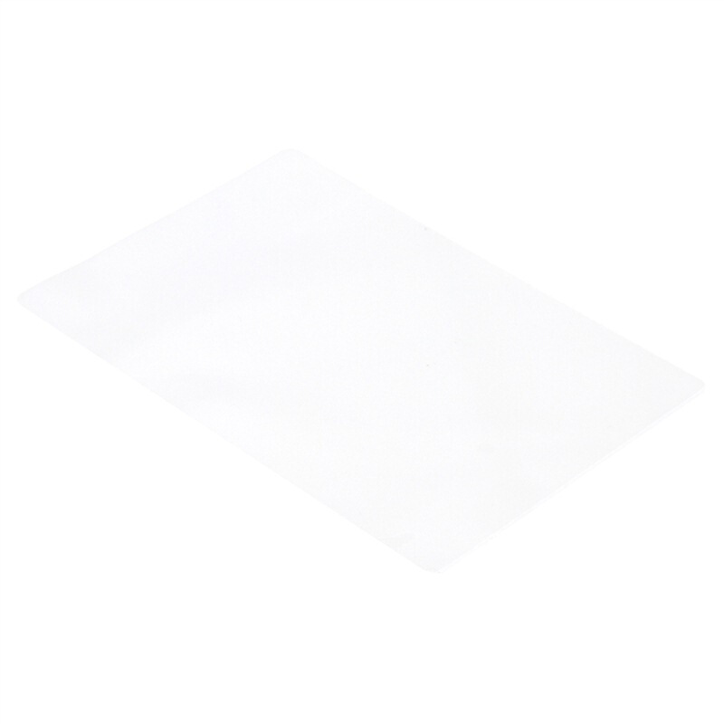 得力(deli) 3810 优质专用护卡膜/塑封膜110*160mm 6英寸 100张/包