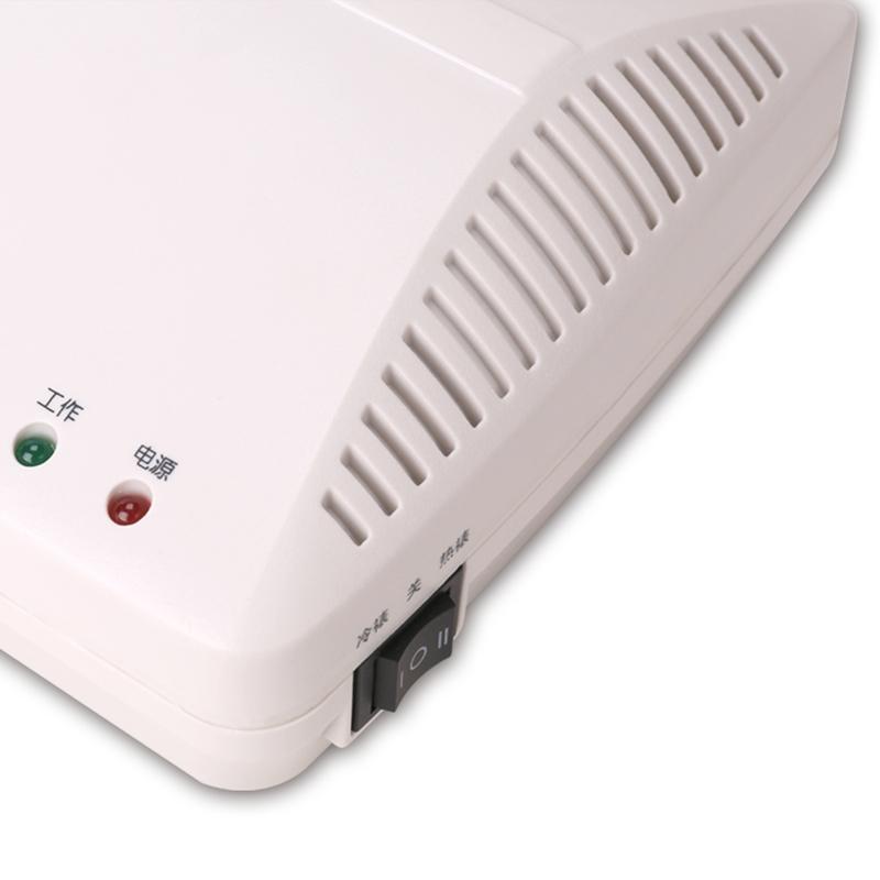 得力(deli)3899 A3/A4照片过塑机/过胶机/覆膜机/塑封机 白色