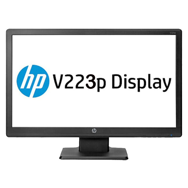 惠普(HP) V223 21.5英寸宽屏LED背光液晶显示器1920*1080