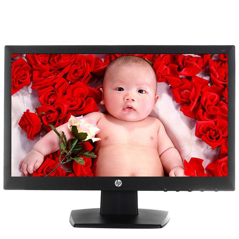 惠普(HP)  V202b 19.5 英寸 LED背光 商用家用大屏液晶显示器1600*900