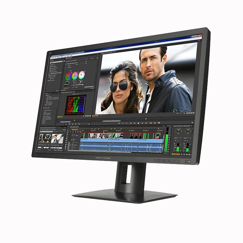 惠普(HP) Z32X 31.5英寸 UHD DREAMCOLOR 4K超高清专业显示屏