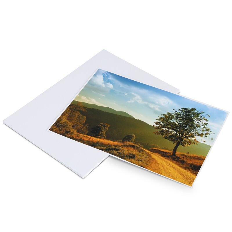 得力(deli) 3541 高光A4规格200g照片纸/相片纸/喷墨打印纸 20张/包
