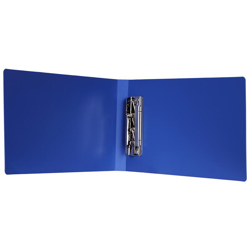 得力(deli)5353票据夹发票夹小号文件夹 5353蓝色 264*155*18mm