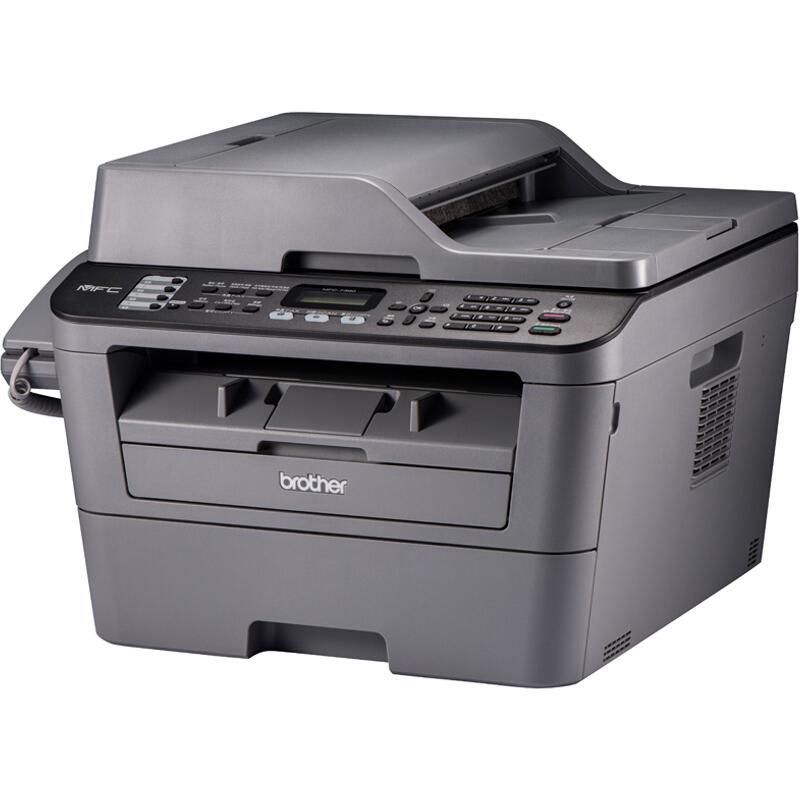 兄弟(brother)MFC-7380 黑白激光多功能一体机(打印、复印、扫描、传真)