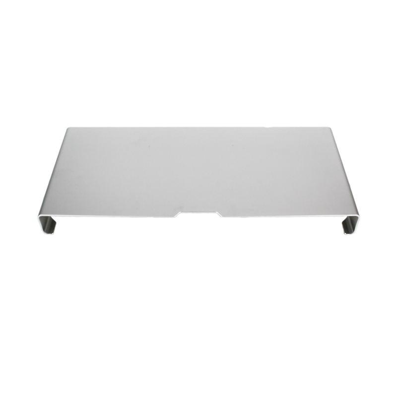 倍方铝合金电脑显示器增高架 桌面整理键盘收纳架 中号