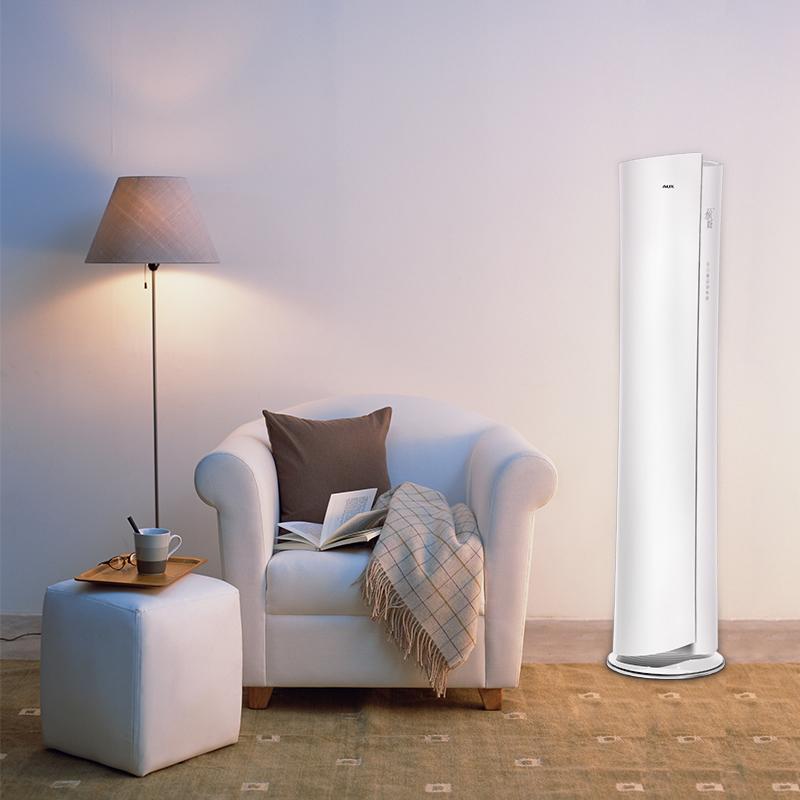 奥克斯(AUX)2匹 一级能效 变频冷暖 智能 倾城空调柜机 (KFR-51LW/BpNHA2+1)
