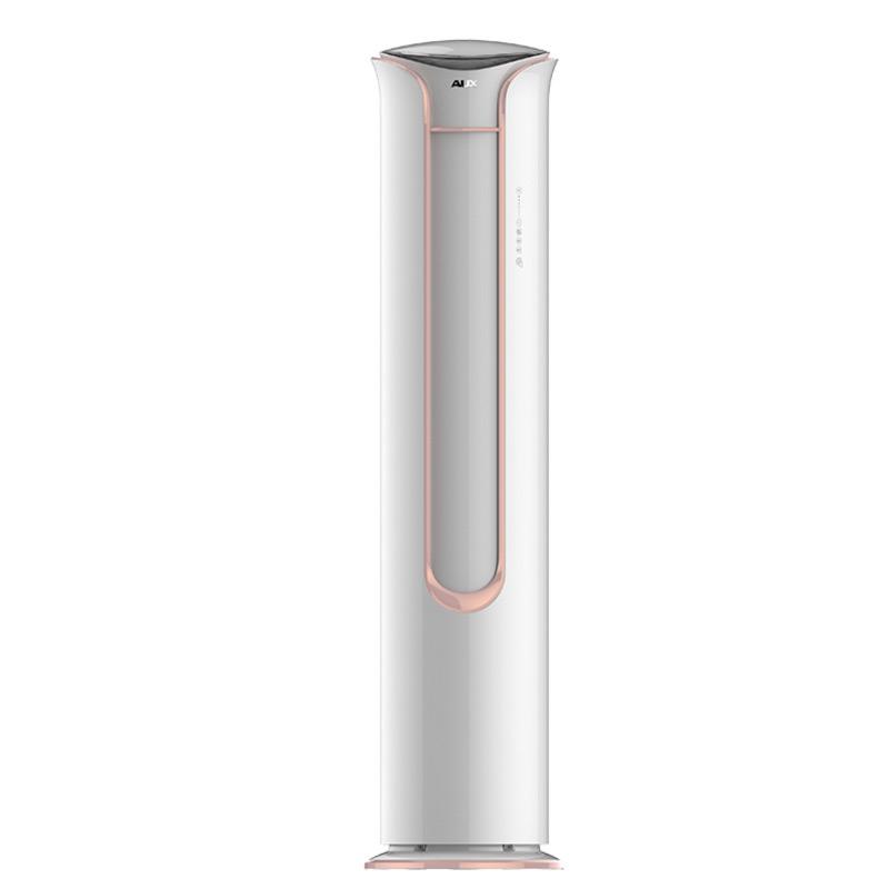 奥克斯(AUX) 二级能效 定频 冷暖柜机 立式冷暖 圆形空调柜机 2匹KFR-51LW/R1TYK19+2 阿波罗