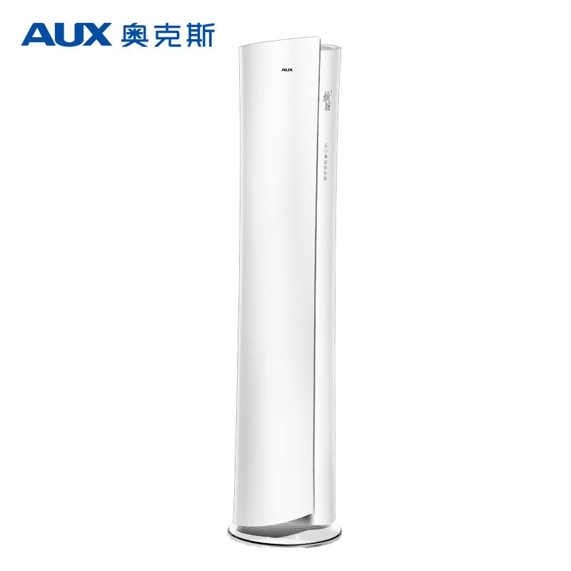奥克斯(AUX)3匹 一级能效 变频冷暖 智能 倾城空调柜机 京东微联APP控制(KFR-72LW/BpNHA2+1)