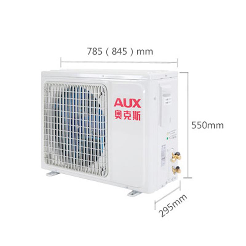 奥克斯(AUX) 1匹 定频冷暖 自动水洗 家用壁挂式空调挂机 KFR-25GW/HFY+3