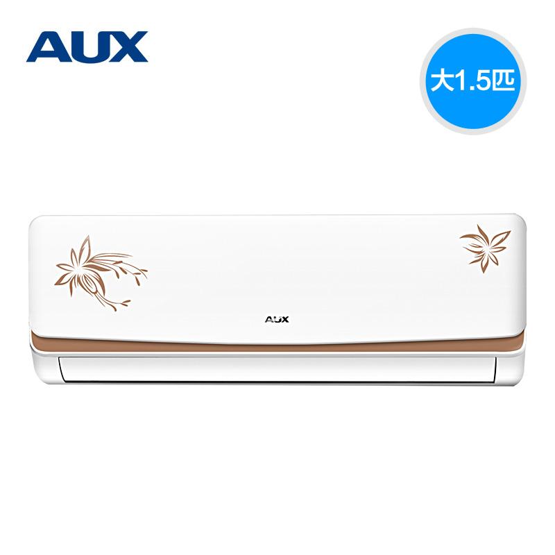 奥克斯(AUX) 大1.5匹冷暖定速 空调挂机 纯铜管 1.5匹 KFR-35GW/NFI19+3
