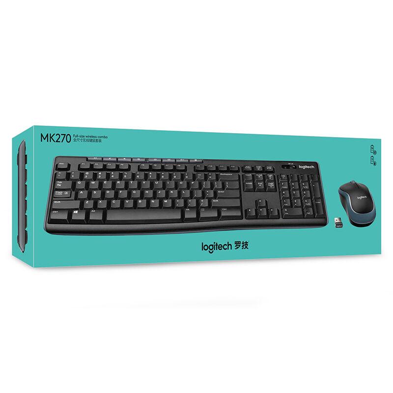 罗技MK270无线键鼠套装