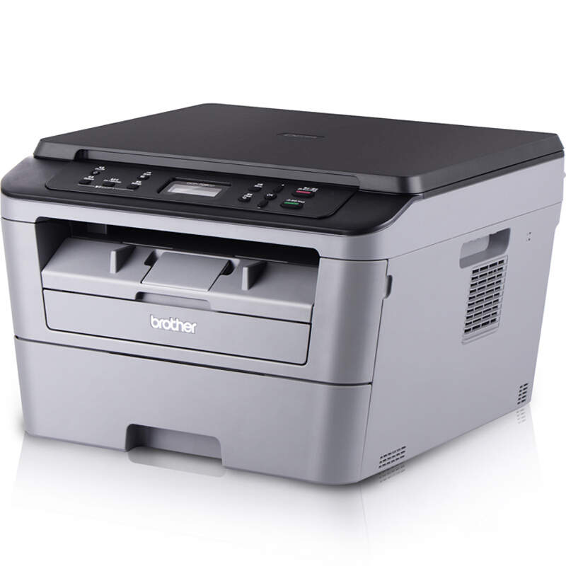兄弟(brother)DCP-7080D 黑白激光多功能一体机(打印、复印、扫描、自动双面)