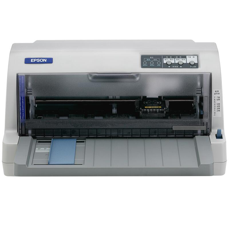 爱普生(EPSON)LQ-630KII 针式万博官网manbetxapp LQ-630K升级版 针式万博官网manbetxapp(82列)
