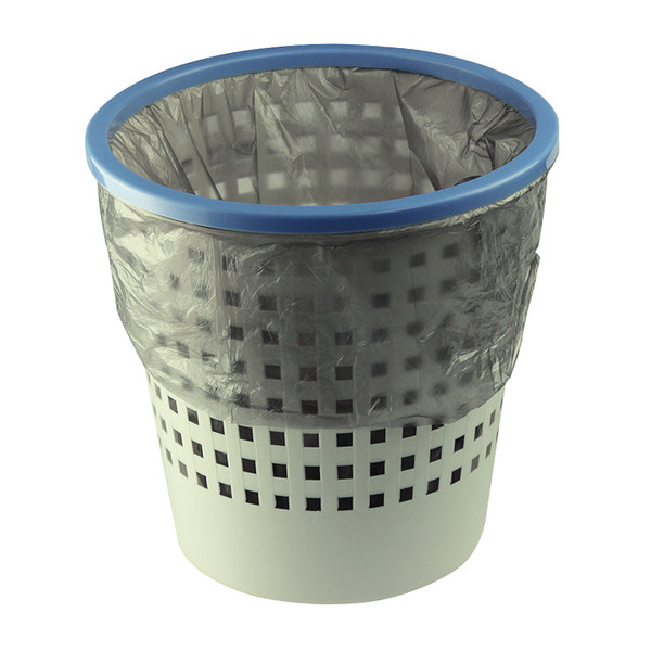 得力9573 垃圾袋 家用办公垃圾袋 加厚塑料袋垃圾袋 45*55 30只装