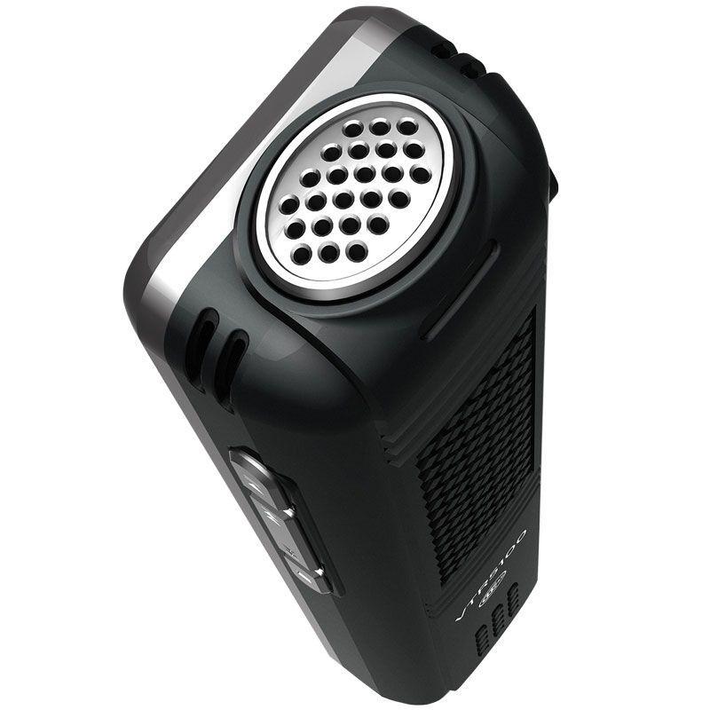 飞利浦录音笔VTR5100 8G 锖色 远距离 降噪录音笔 MP3播放器 学习会议取证高品质录音笔充电