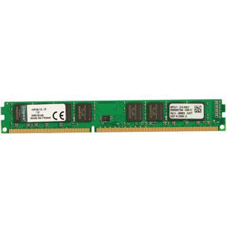 金士顿(Kingston) KVR DDR3 1600 4GB 台式组装机电脑内存条 (标准电压1.5v)