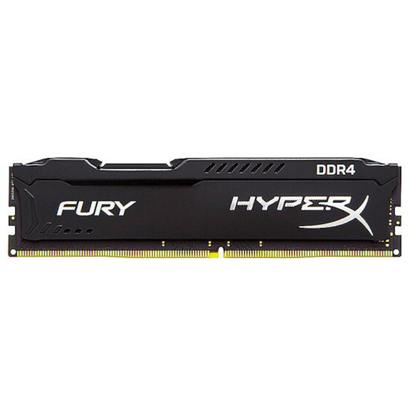 金士顿(Kingston)骇客神条 Fury系列 DDR4 2400 8G 台式机内存条