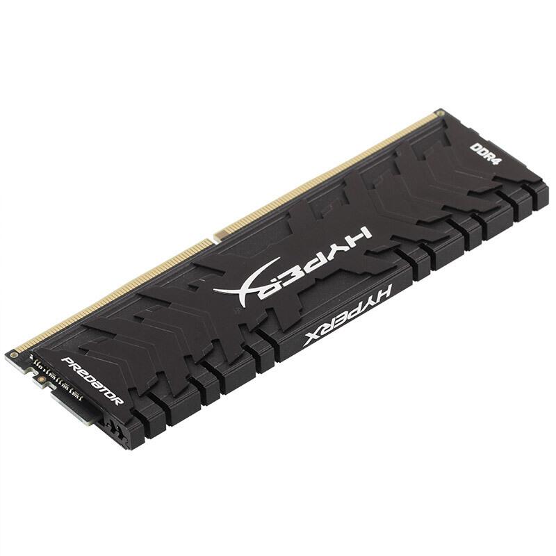 金士顿(Kingston)骇客神条 Predator系列 DDR4 3000 8G 台式机内存条