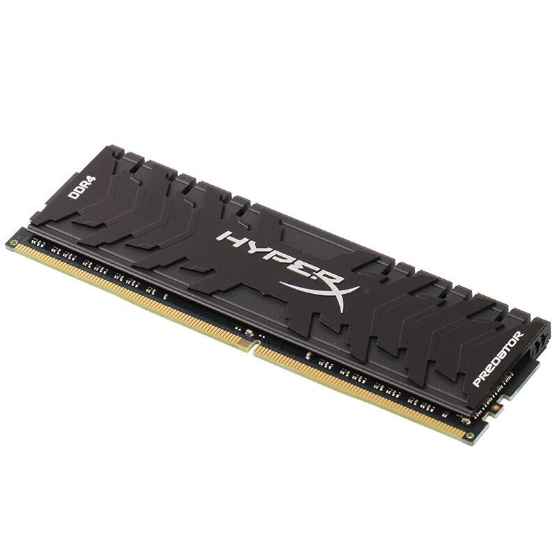 金士顿(Kingston)骇客神条 Predator系列 DDR4 3000 16G 台式机内存条