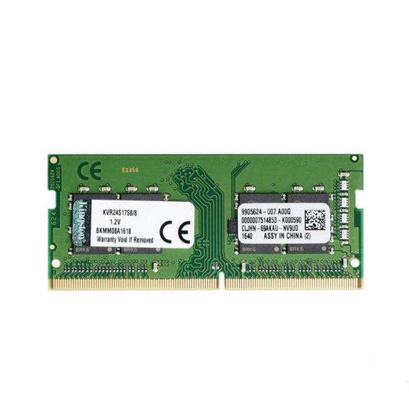 金士顿(Kingston) KVR系列 8GB DDR4 2400频率 笔记本电脑内存条